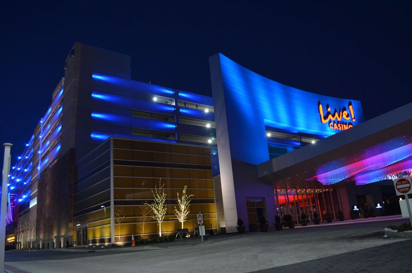maryland live casino events
