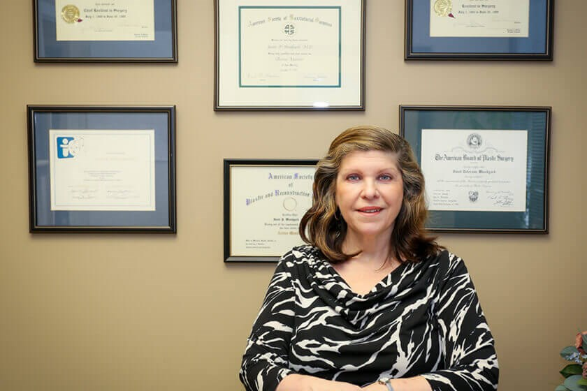 Dr  Janet Woodyard, Plastic Surgeon